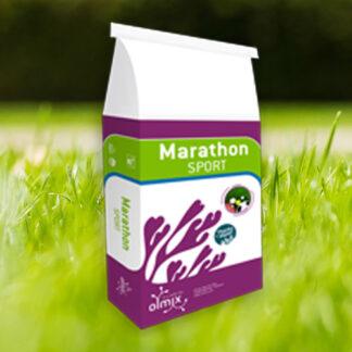 Marathon sport - mest voor gazon
